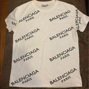 Balenciaga Paris Shirt